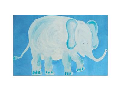 elefante cuenteando